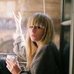 cafeaua, țigara și taxi-ul